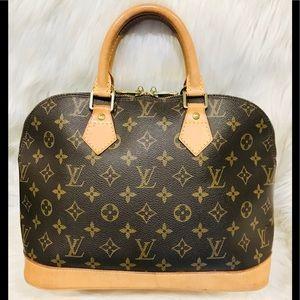Louis Vuitton Bags - Authentic Louis Vuitton Alma #7.3R